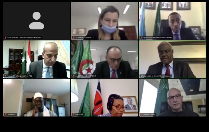 Communique of the 954th meeting of the PSC held on 9 October 2020, on the situation in Mali